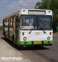 Автобус 682 маршрута
